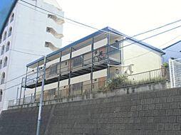 前原ファーストハイツ[101号室]の外観