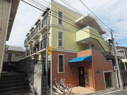 神奈川県川崎市麻生区王禅寺西3丁目の賃貸マンションの外観