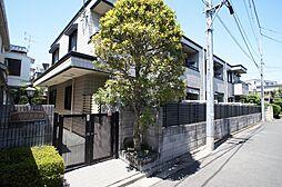 東京都大田区中央5丁目の賃貸マンションの外観