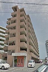福岡県福岡市東区奈多1丁目の賃貸マンションの外観