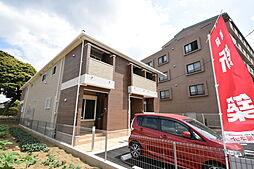 JR常磐線 松戸駅 徒歩17分の賃貸アパート