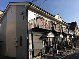 愛知県豊橋市吉川町の賃貸アパートの外観