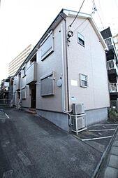 神奈川県川崎市川崎区旭町1丁目の賃貸アパートの外観