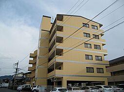 No6山一ビル[502号室]の外観