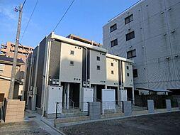 埼玉県さいたま市大宮区宮町4丁目の賃貸アパートの外観
