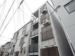湊川第1マンション[2階]の外観