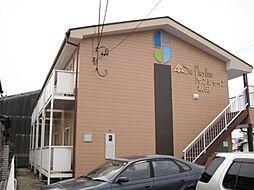 愛知県一宮市三ツ井7丁目の賃貸アパートの外観