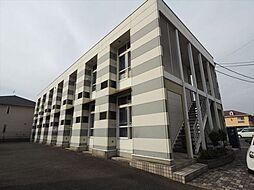 カルム・メゾン柳瀬[203号室]の外観