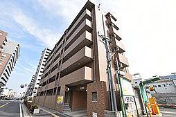 大阪府泉大津市田中町の賃貸マンションの外観
