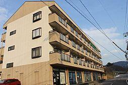 愛知県額田郡幸田町大字菱池字元林の賃貸マンションの外観