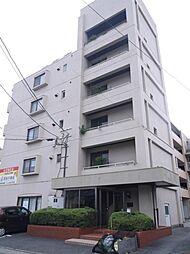 福岡県筑後市大字和泉の賃貸マンションの外観