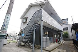 神奈川県座間市入谷1丁目の賃貸アパートの外観