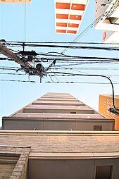 福岡県福岡市博多区須崎町の賃貸マンションの外観