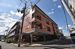 グリーンキャッスル稲田[3階]の外観
