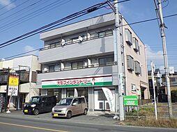 埼玉県狭山市大字水野の賃貸マンションの外観