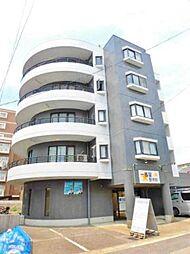 愛知県名古屋市名東区引山3丁目の賃貸マンションの外観