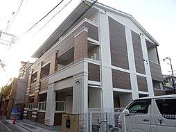 大阪府大阪市生野区巽北3丁目の賃貸アパートの外観