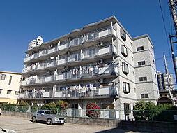 埼玉県所沢市元町の賃貸マンションの外観