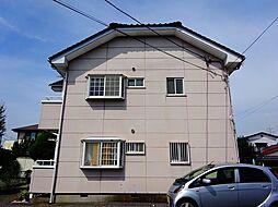 エントピア1[2階]の外観