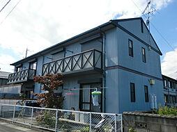 メゾンドプリュームA・B棟[2階]の外観