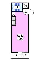 リフレッシュマンション[2階]の間取り