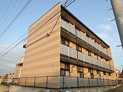 レオパレスボンボニエール[3階]の外観