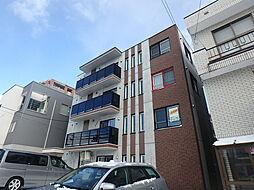 北海道札幌市中央区北十条西18丁目の賃貸マンションの外観