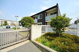JR高崎線 北本駅 バス10分 公団地域学習センター前下車 徒歩4分の賃貸アパート