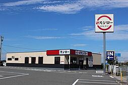 愛知県豊橋市向草間町字向西の賃貸アパートの外観