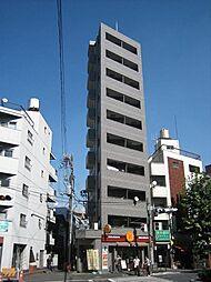 スカイコートヌーベル早稲田[9階]の外観