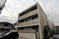 ブランレオーノ南須磨[3階]の外観