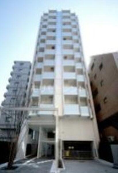 東京都港区麻布十番2丁目の賃貸マンション