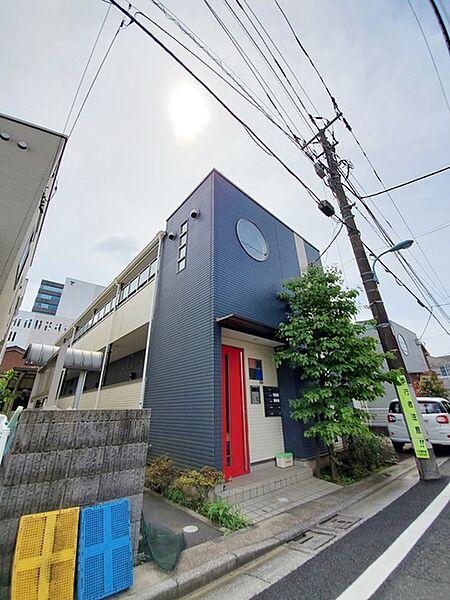 グラン・リオ高円寺北[103号室]の外観