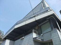東京都練馬区向山4丁目の賃貸マンションの外観