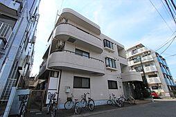 神奈川県平塚市立野町の賃貸マンションの外観