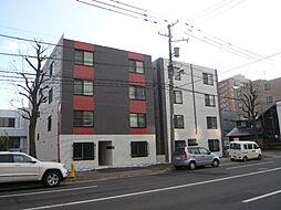 北海道札幌市中央区北一条東8丁目の賃貸マンションの外観