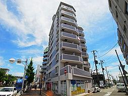 サンライズ長田[1階]の外観