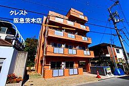 阪急京都本線 南茨木駅 徒歩7分の賃貸マンション