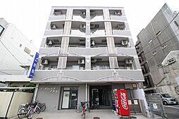 徳島県徳島市西船場町3丁目の賃貸マンションの外観