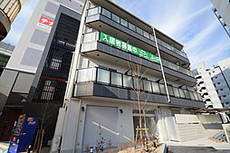大阪府堺市堺区翁橋町1丁の賃貸マンションの外観