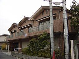 サニーフラット田中[3階]の外観