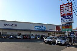 愛知県豊橋市西松山町の賃貸マンションの外観