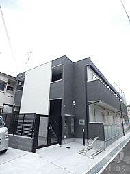 阪急宝塚本線 服部天神駅 徒歩8分の賃貸アパート