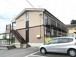 愛知県瀬戸市美濃池町の賃貸アパートの外観