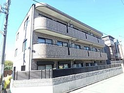 大阪府豊中市本町2丁目の賃貸マンションの外観