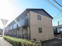 東京都世田谷区桜上水3丁目の賃貸アパートの外観