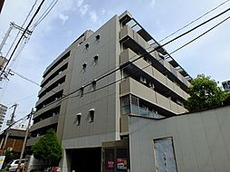 大阪府大阪市福島区海老江2丁目の賃貸マンションの外観