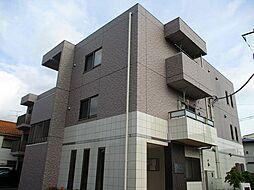 神奈川県横浜市旭区今宿1丁目の賃貸マンションの外観