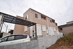 埼玉県さいたま市浦和区皇山町の賃貸アパートの外観