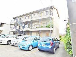 神奈川県海老名市国分北2丁目の賃貸マンションの外観